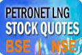 Petronet LNG Stock Quotes